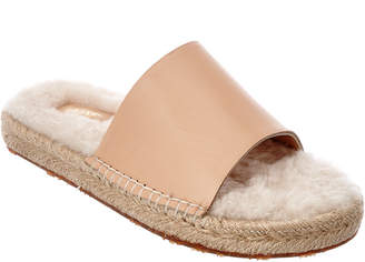 Australia Luxe Collective Mojavi Leather Espadrille Sandal