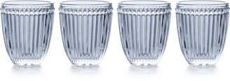 Mikasa Italian Countryside Double Old Fashioned Glasses, Set of 4