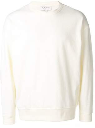 YMC textured sweatshirt
