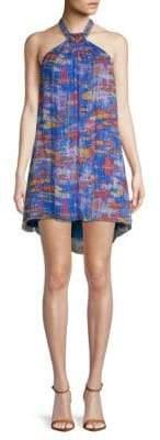 Robert Graham Arabella Printed Silk Dress