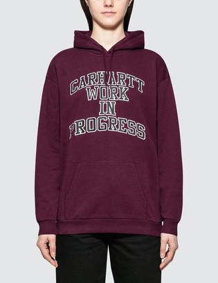 Carhartt Work In Progress W' Hooded Wip Division Sweatshirt