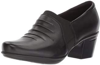 Clarks Women's Emslie Chara Slip-on Loafer