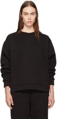 Alexander Wang Black Fleece Sweatshirt