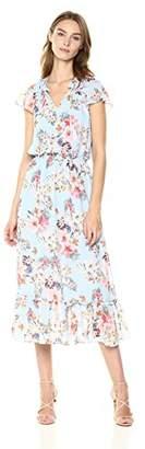 Shoshanna Women's Analise Short Sleeve Shift Dress
