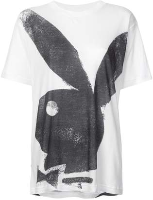 Marc Jacobs (マーク ジェイコブス) - Marc Jacobs Playboy print T-shirt