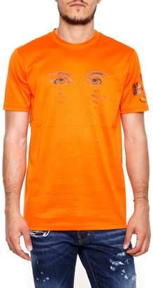 Lanvin Cedric Rivrain Print T-shirt