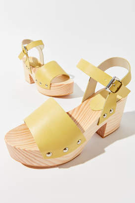 Tula Intentionally Blank Clog Sandal