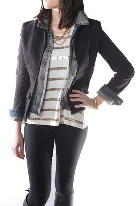 Baci Jean/Blazer Jacket