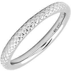 Simply Stacks Sterling Silver Cable 2.25mm Ring