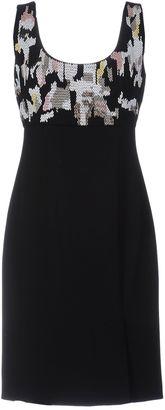 BOSS BLACK Short dresses $646 thestylecure.com