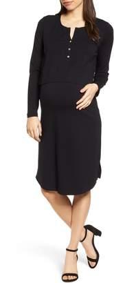 Isabella Oliver The Signature Nursing/Maternity Dress