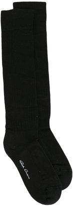 Rick Owens 'Walrus' socks $169 thestylecure.com