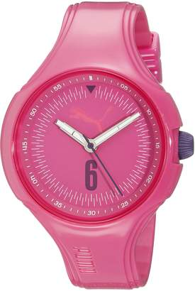 Puma Women's PU911201007 Wave Analog Display Quartz Watch