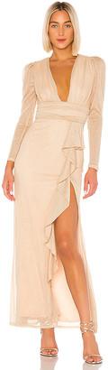 Majorelle Gladstone Maxi Dress