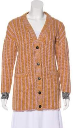 Rachel Comey Alpaca Button-Up Cardigan w/ Tags