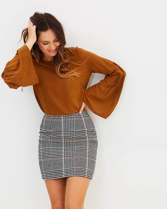Vero Moda Trish Short Skirt