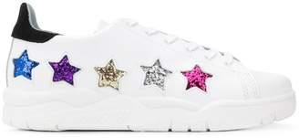 Chiara Ferragni star sneakers