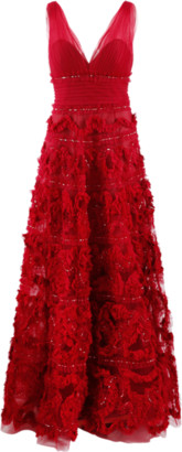 MARCHESA NOTTE Ball Gown $1,395 thestylecure.com