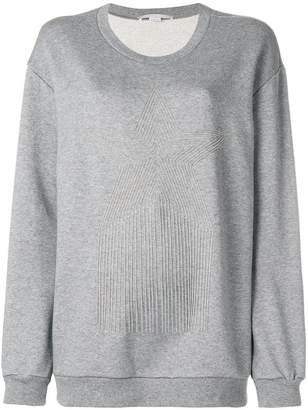 Stella McCartney beaded star sweatshirt