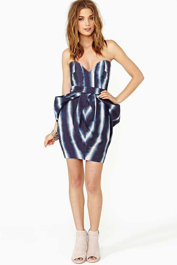 Nasty Gal One Teaspoon Unforgiven Dress
