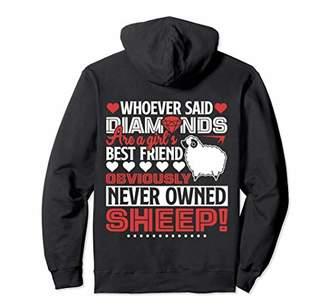 Sheep Hoodie - Sheep Long Sleeve Shirt