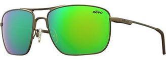 Revo Groundspeed Polarized Sunglasses - Serilium Lens $99.47 thestylecure.com