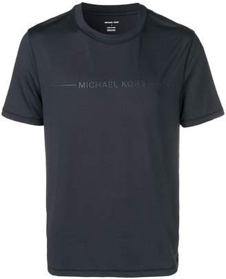 Michael Kors logo print T-shirt