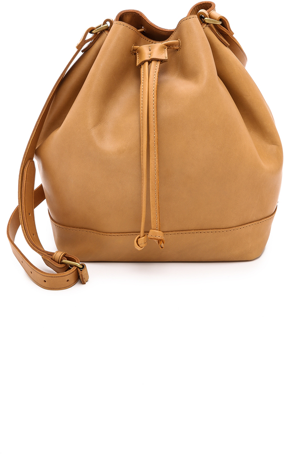 Madewell Small Bucket Bag