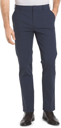 Van Heusen Men's Straight-Fit Flex Oxford Pants