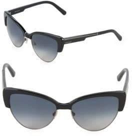 Vera Wang 57MM Butterfly Sunglasses
