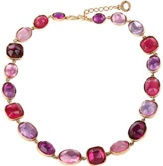 Goossens Paris Rock Crystal Necklace