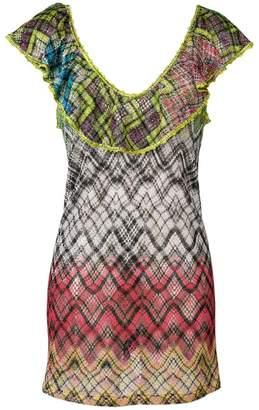 6b864b09a0 Missoni Mare crochet knit beach dress
