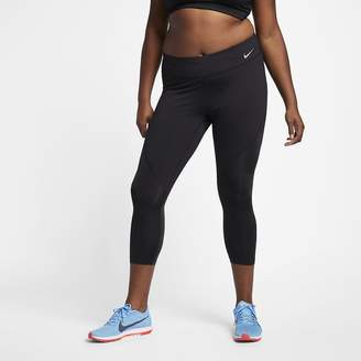 Nike Power Epic Lux Women's Mid-Rise Running Crops (Plus Size)
