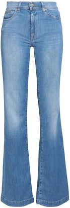 7 For All Mankind Denim pants - Item 42600679JB