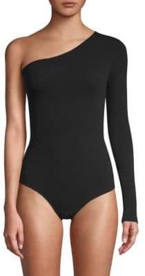 Commando One-Shoulder Bodysuit