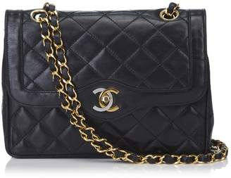 62970bb5f7a08a at Orchard Mile · Chanel Vintage Lambskin Matelasse Double Flap Bag