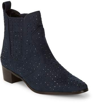 BCBGeneration Women's Ryan Jewel Embellished Ankle Boots