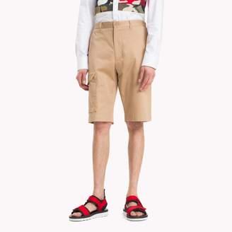 Tommy Hilfiger Leg Pocket Cotton Shorts