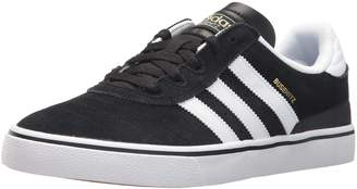 adidas Men's Shoes | Busenitz Vulc Fashion Sneakers, White/Black, (12 M US)
