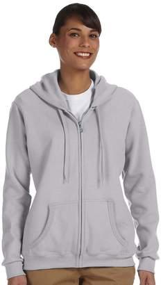 Gildan G18600Fl Heavy Blend Ladies Full Zip Hooded Sweatshirt