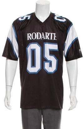 Rodarte Football Logo Jersey