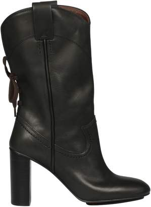 See by Chloe Tie Detail Boots