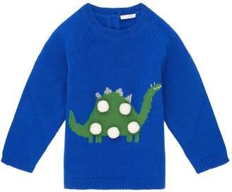 Il Gufo Dinosaur Sweater