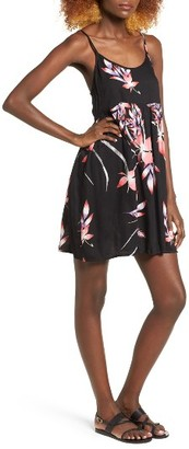Women's Roxy Retro Gold Dress $36.50 thestylecure.com
