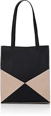 Barneys New York WOMEN'S COLORBLOCKED TOTE BAG