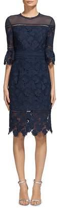 Whistles Amanda Lace Dress $439 thestylecure.com