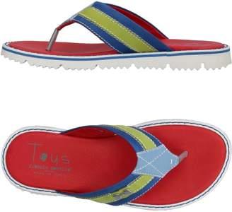 Frankie Morello TOYS Toe strap sandals - Item 11371238UW