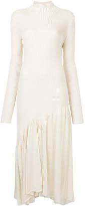 Calvin Klein ribbed longline dress
