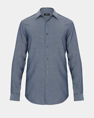 Theory Tencel Relaxed Shirt