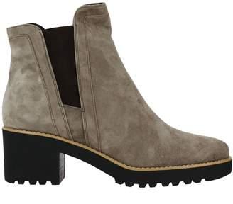Hogan Heeled Booties Shoes Women